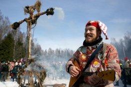 Тимбилдинг «В поисках русской души»