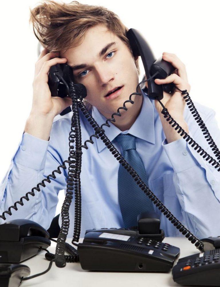 Мастер продаж «Холодные звонки»