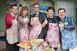 «Кулинарный тимбилдинг» рекомендует компания Энергопром Инжиниринг